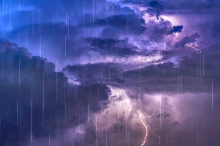 Gdzie jest burza - wyładowanie atmosferyczne, pogoda Poznań
