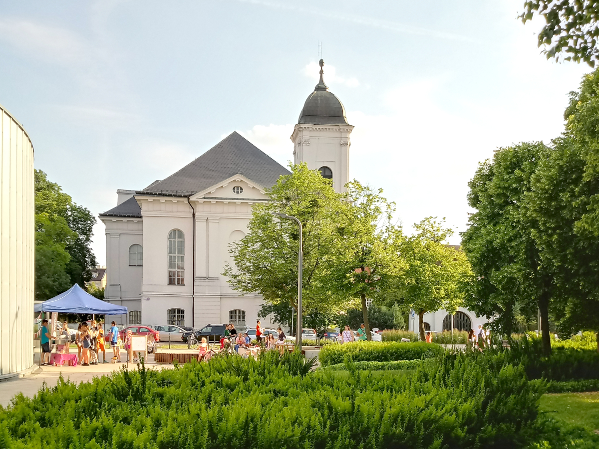 Poznań – pogoda 29-31 maja: dosyć ciepło i sucho