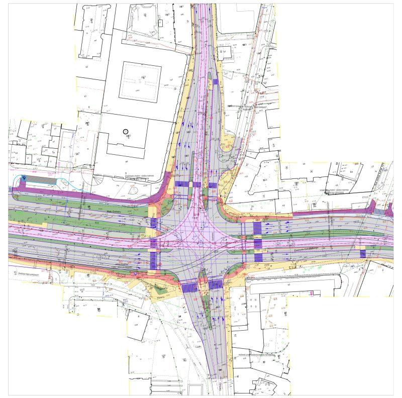 Tramwaj na Naramowice: inwestycja zakłada przebudowę ulicy Garbary