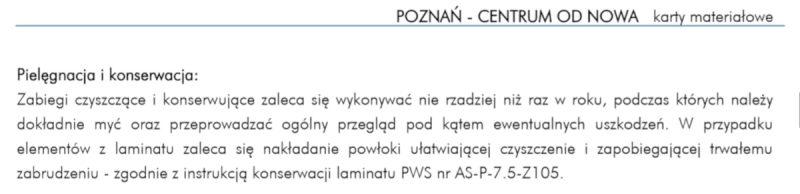 Poznań Studio ADS czyszczenie ulicy Święty Marcin