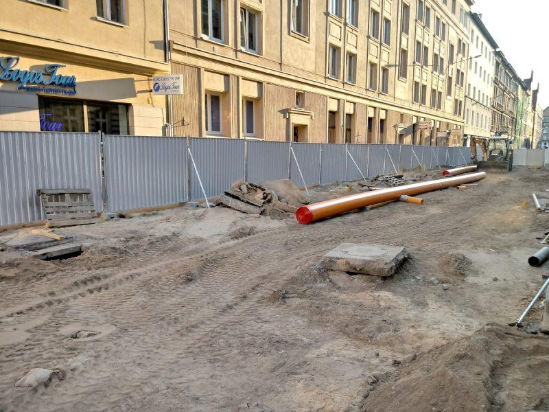 Instalacje podziemne - element remontu w Poznaniu