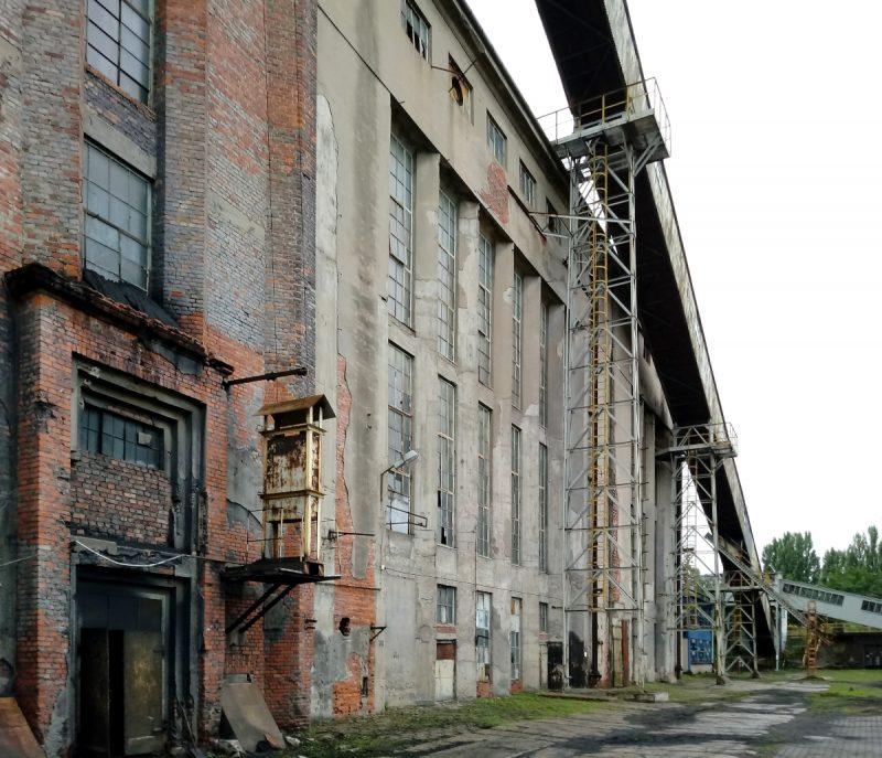 Modernizm w Elektrowni Garbary