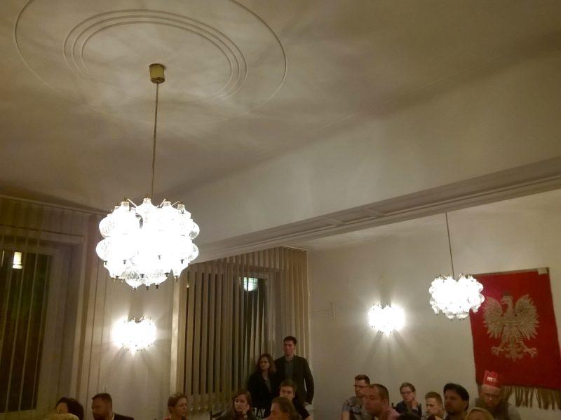 Sala Polskiej Zjednoczonej Partii Robotniczej Poznań