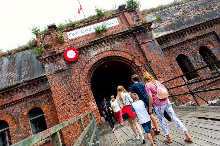 Dni Twierdzy Poznań 2019: fort III. Fot. Adam Ciereszko