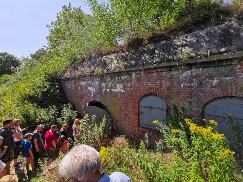 Fort VIIa - Dni Twierdzy Poznań, opuszczamy obiekt