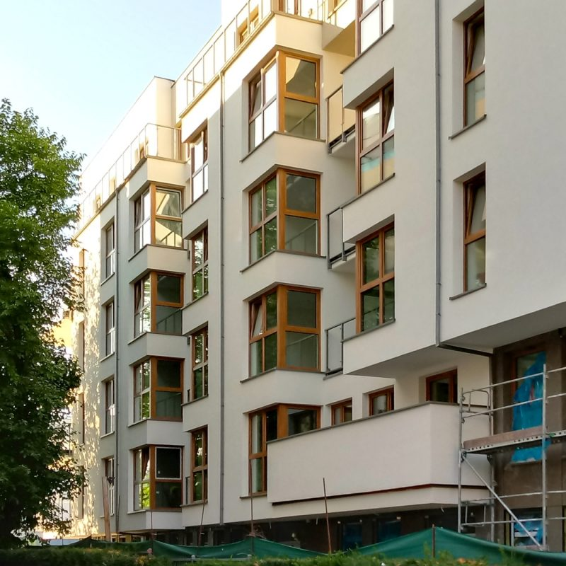 Villa Venecja Chwaliszewo - styl elewacji
