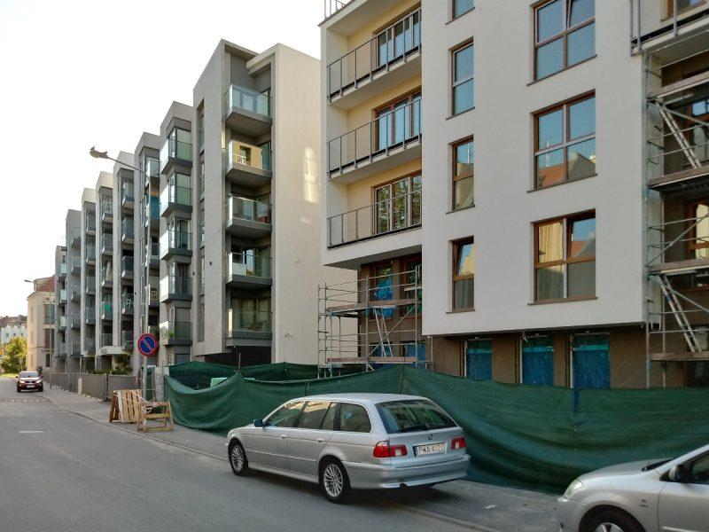 Inwestycje na Chwaliszewie: Wenecjańska, Villa Venecja