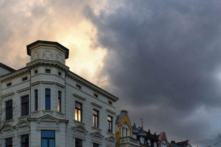 Miasto a zmiany klimatu, pogoda