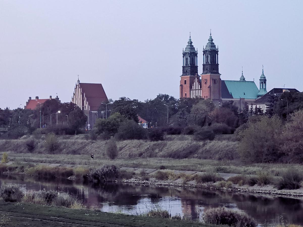 Pochmurno, ale dosyć ciepło – weekendowa prognoza pogody dla Poznania