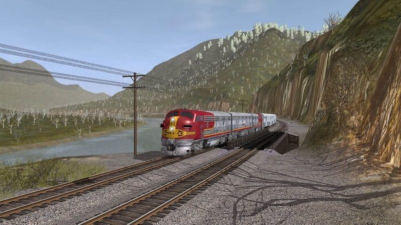 Trainz Railroad Simulator A New Era, Nowa Era: symulator kolei