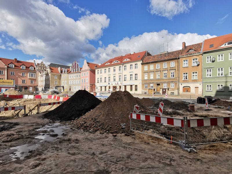 Plac Kolegiacki Poznań, tutaj powstanie fontanna