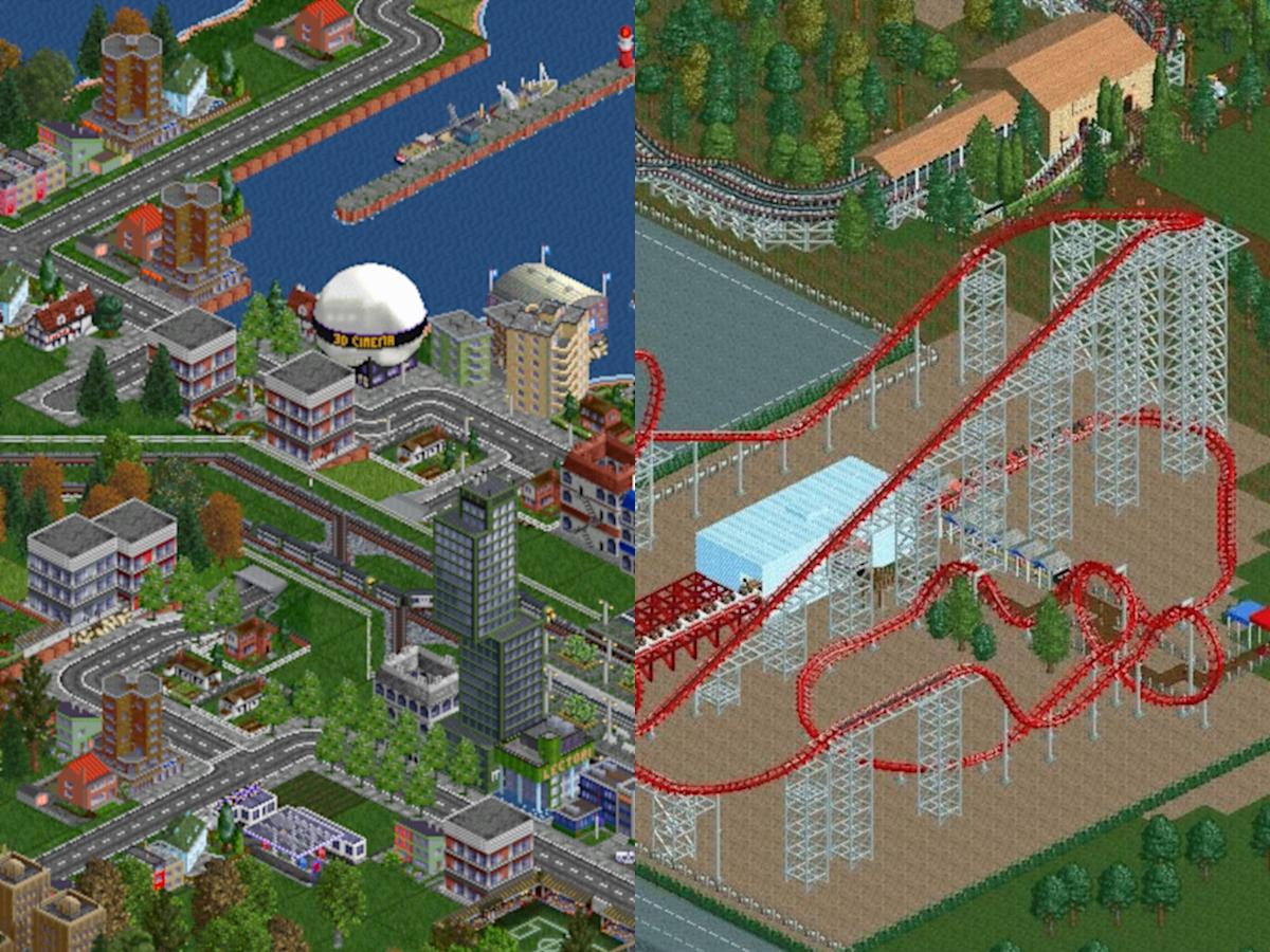 Kolejne 5 gier symulacyjnych: od parku rozrywki po Polskę od morza do morza