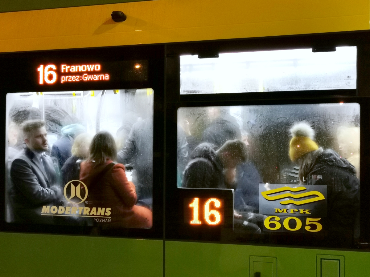 MPK potwierdza: nowe tramwaje mają problem z parowaniem i wentylacją