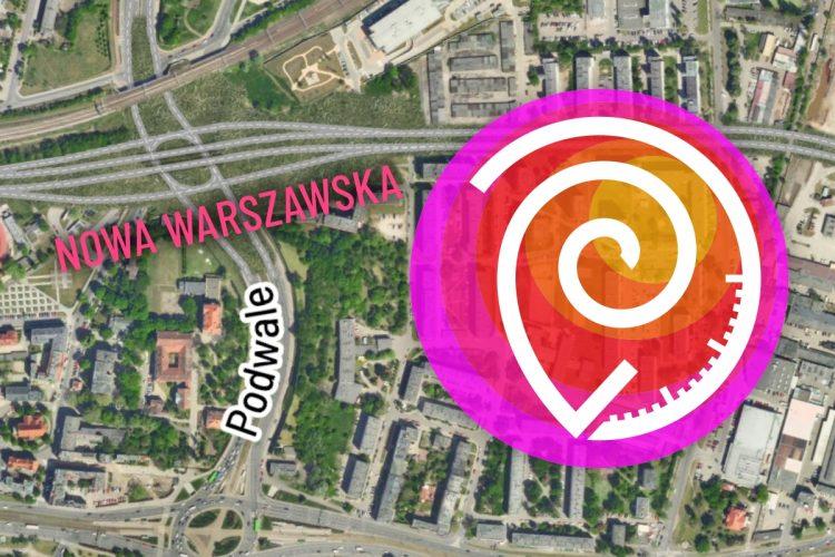 Nowa Warszawska: niezrealizowana ulica z lat 60. XX wieku. Projekt drogi szybkiego ruchu na Śródce, Komandorii i Osiedlu Warszawskim