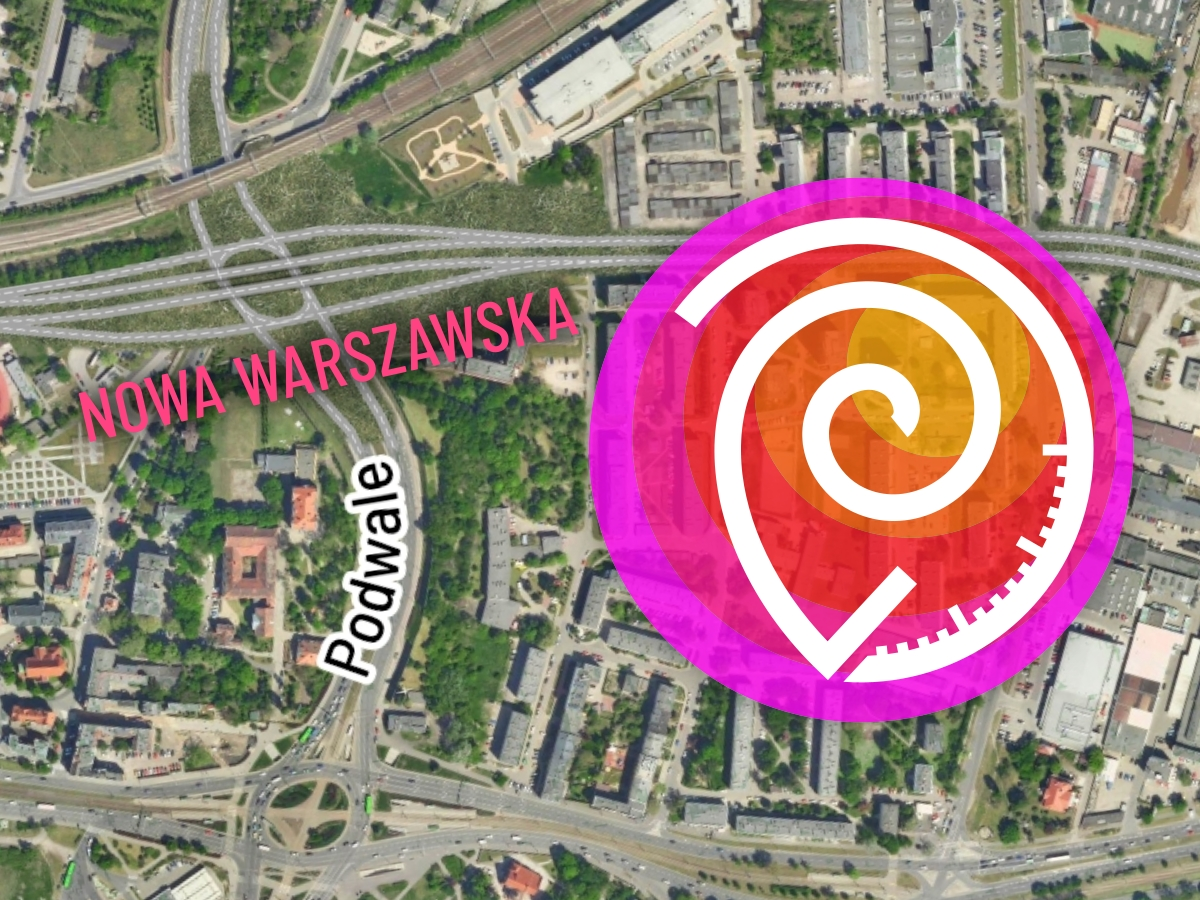 Ulica Nowa Warszawska z lat 60. XX wieku – Plan na Poznań #12