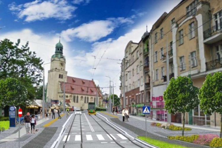 Przebudowa ulicy Wierzbięcice i 28 Czerwca 1956: poznaj projekt inwestycji