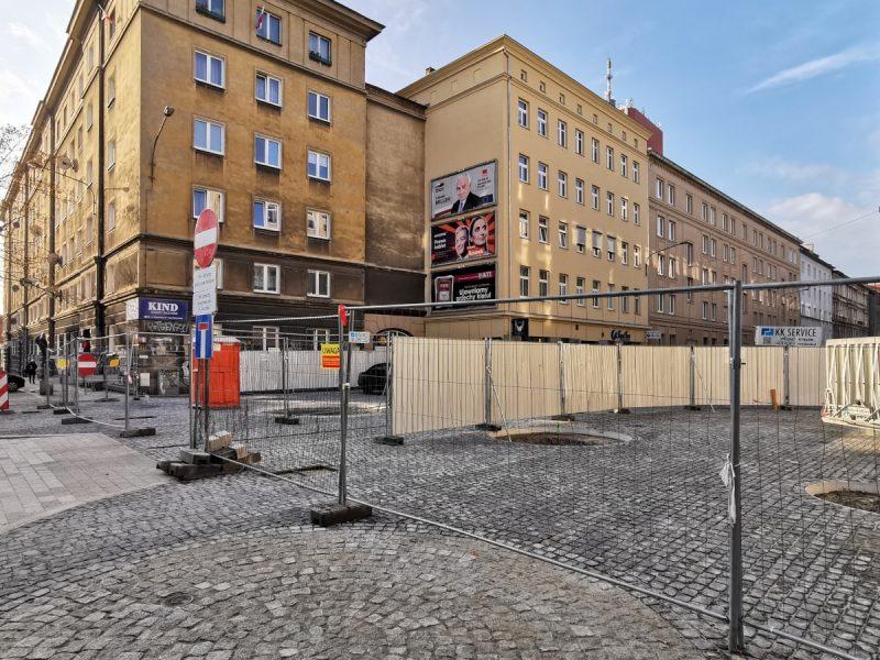 Skrzyżowania ulicy Taczaka z ulicą Ratajczaka