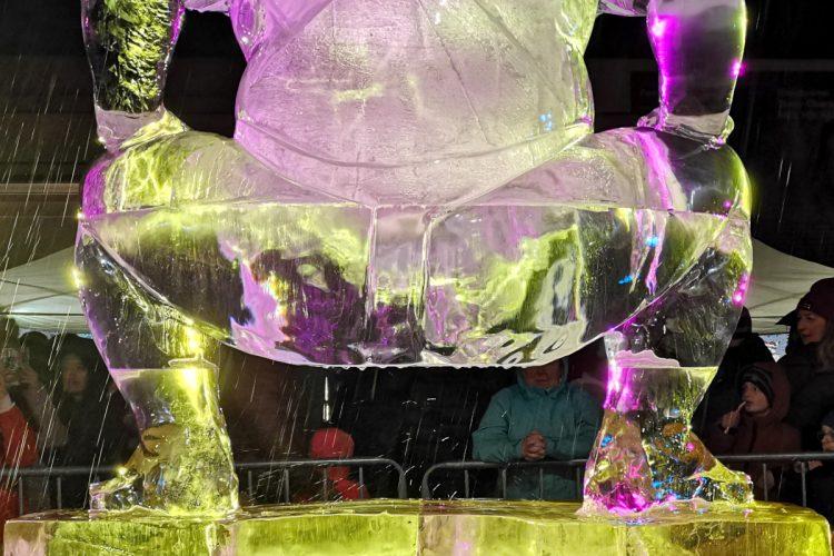 Poznań Ice Festiwal 2019: sprawdź niesamowite lodowe rzeźby. Festiwal rzeźby lodowej Poznań