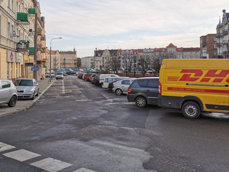 Skwer Kazimierza Nowaka