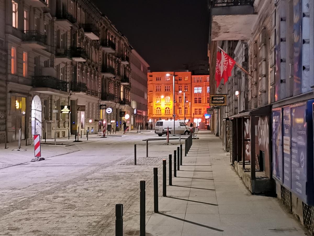 Ulica Taczaka i Garncarska prawie gotowe – styczniowa fotorelacja