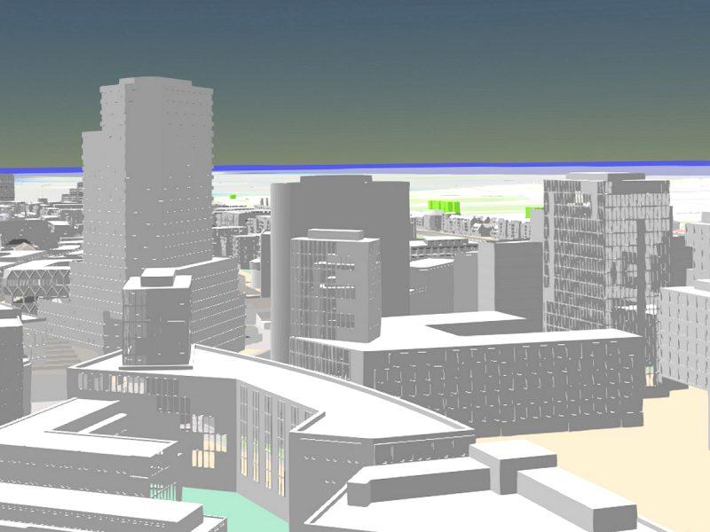 Na Wolnych Torach znajdzie się miejsce także na wyższą zabudowę... o ile inwestycje powstaną zgodnie z miejskim planem