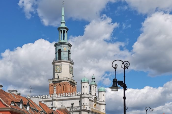 Poznań: prognoza na weekend 17-19 lipca. Słonecznie i gorąco