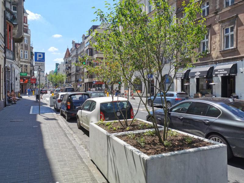 Na Garbarach pojawi się 30 donic z drzewami i krzewami