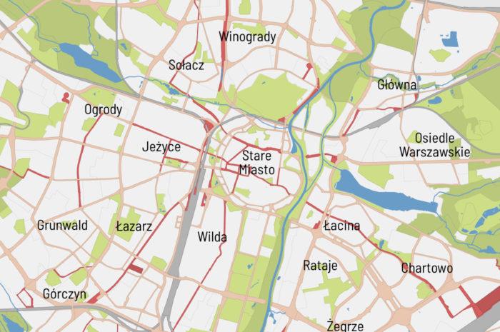 Ruszają konsultacje społeczne nowego studium zagospodarowania Poznania