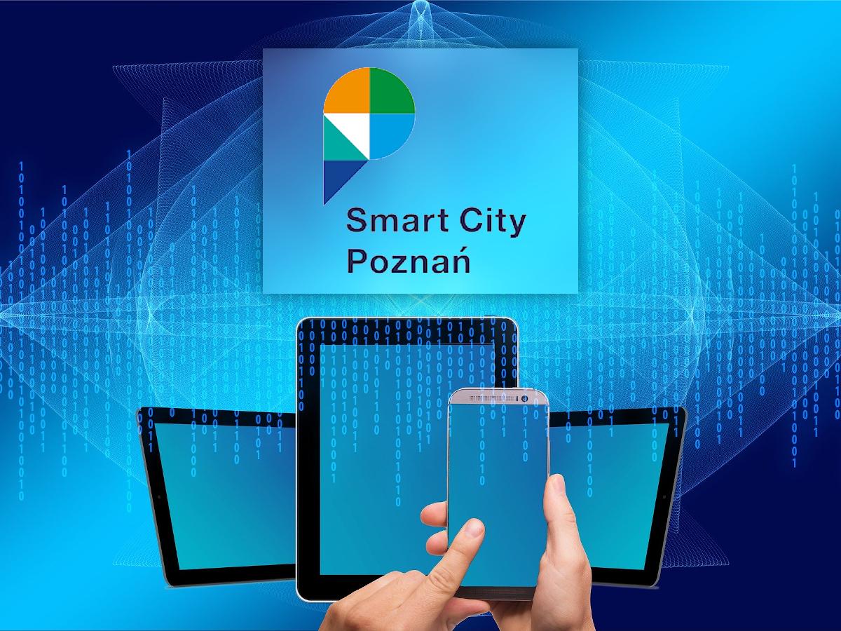 Aktualne komunikaty o utrudnieniach na drogach i awariach, ostrzeżenia meteorologiczne, raporty smogowe - to wszystko można znaleźć w nowej aplikacji Smart City Poznań