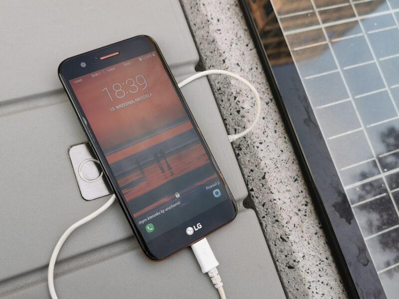 Telefon działa, przewód sprawny, ale smartfona nie naładujemy...