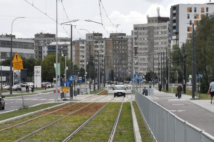 Recenzja trasy tramwajowej do Unii Lubelskiej