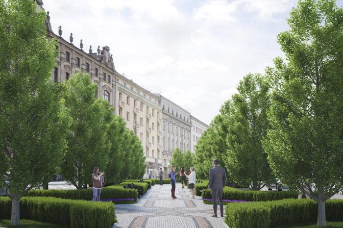 UJAWNIAMY: poznaj projekt przebudowy ul. Święty Marcin i Al. Marcinkowskiego