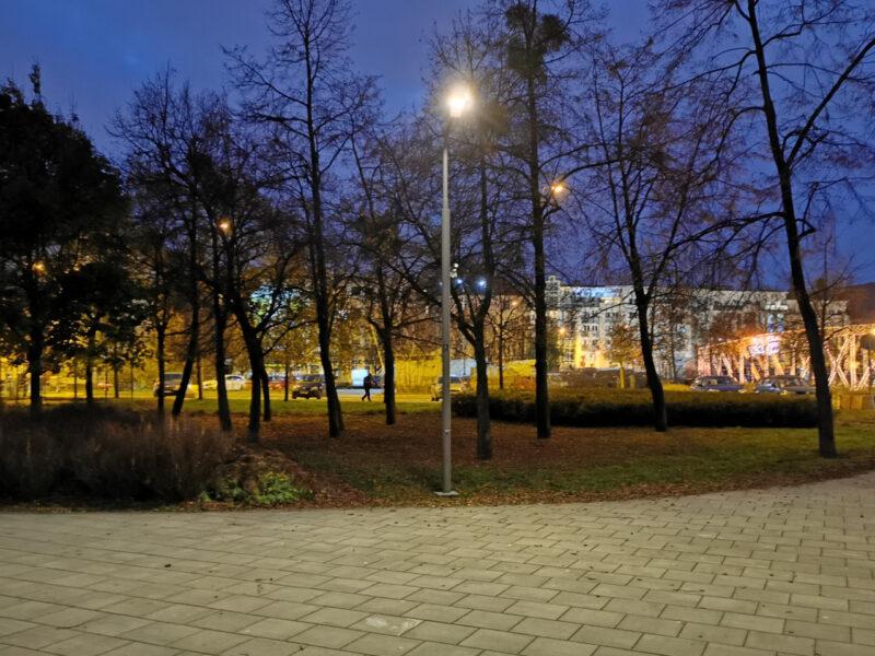 Park Starego Koryta Warty - tu jednak jest zieleń!